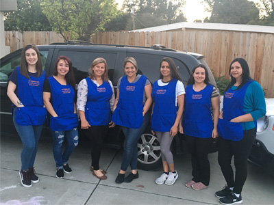 Angelicas Cleaning Services Team